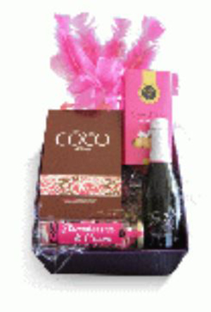Chocolate & Champagne Boxed For Her