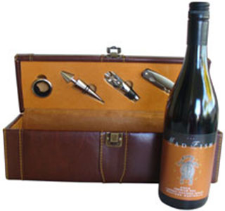 Single/Double Wine Case with accessories