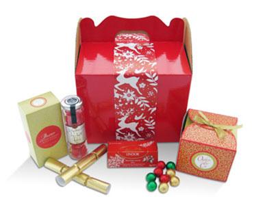 Christmas lunch box
